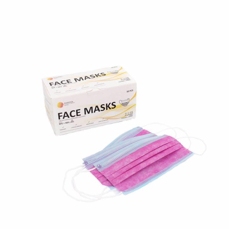 mediciniska sejas maska